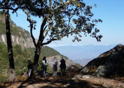 Viewpoint near Rancho Libre