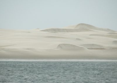 Sand Meets Sea...